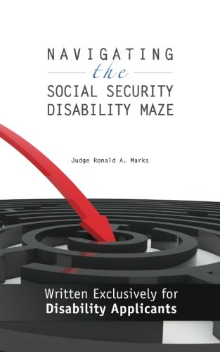 9780615590462: Navigating the Social Security Disability Maze