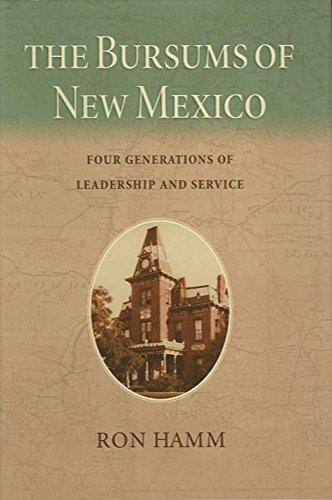 9780615592152: The Bursums of New Mexico