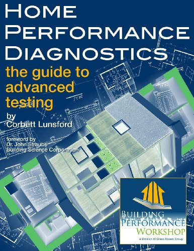 Home Performance Diagnostics: the Guide to Advanced Testing: Lunsford, Corbett