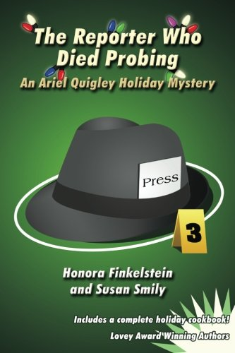 The Reporter Who Died Probing: Finkelstein, Honora; Smily, Susan