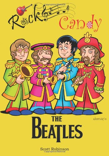 9780615596860: Rock Candy: The Beatles