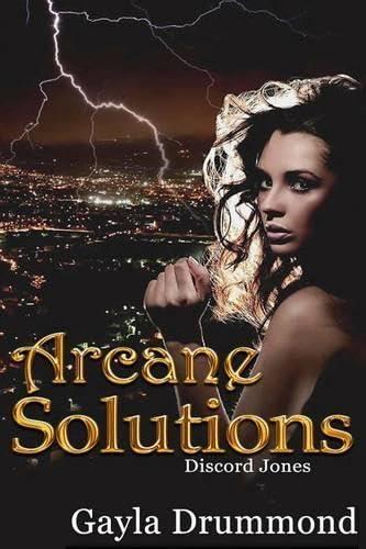 9780615597058: Arcane Solutions: A Discord Jones Novel