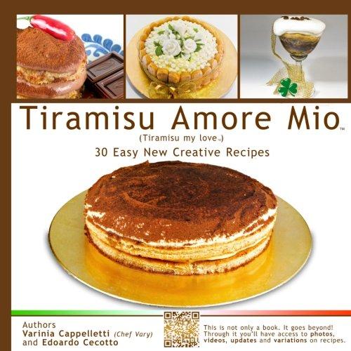 9780615610238: Tiramisu amore mio: Tiramisu My Love: 1