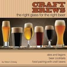 Craft Brews: The Right Glass for the: Zollweg, Robert