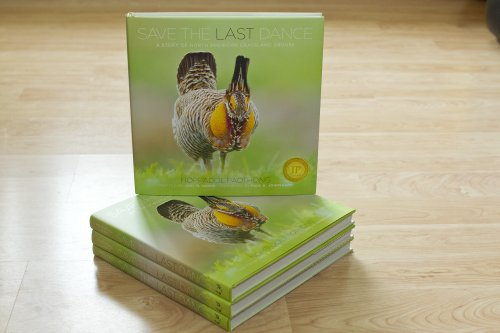 Save The Last Dance: A Story Of North American Grassland Grouse: Joel M. Vance