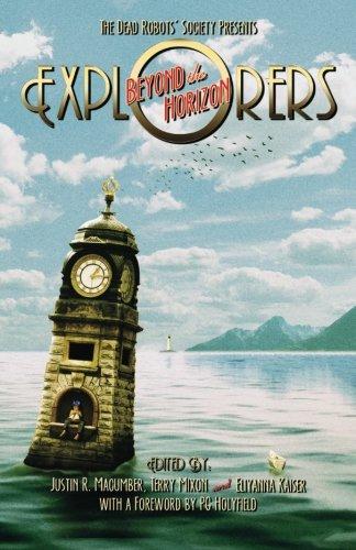 Explorers: Beyond The Horizon: Sawyer, J. Daniel,