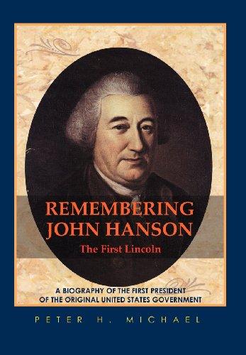 9780615621074: Remembering John Hanson