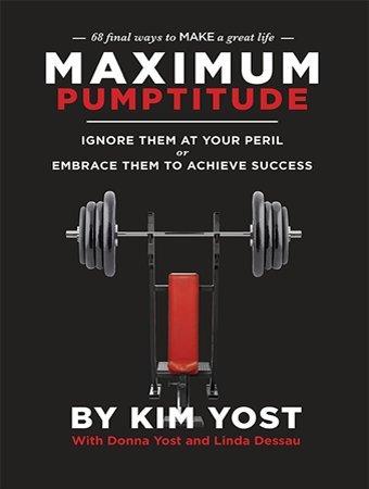 Maximum Pumptitude: Kim Yost