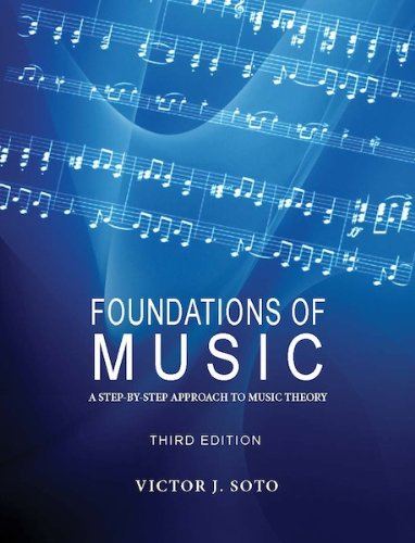 9780615628394: Foundations of Music