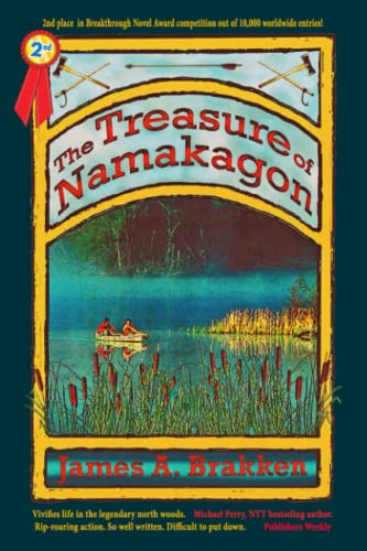 9780615631097: The Treasure of Namakagon