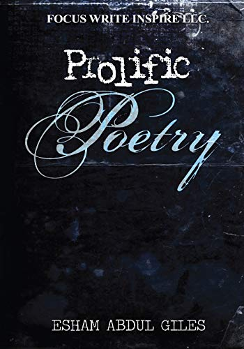 9780615637280: Prolific Poetry