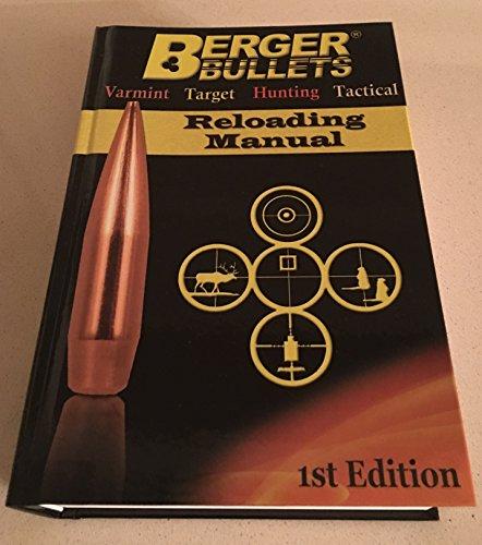 9780615637624: Berger Bullets - Reloading Manual