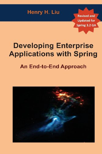 9780615639451: Developing Enterprise Applications with Spring Frameworks: An End-to-End Approach
