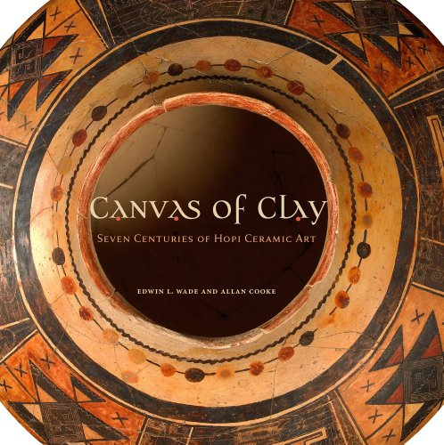 9780615639826: Canvas of Clay: Seven Centuries of Hopi Ceramic Art