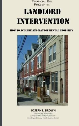 9780615643212: Landlord Intervention: How to Acquire & Manage Rental Property