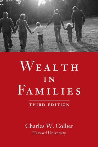 Wealth in Families: Charles W. Collier