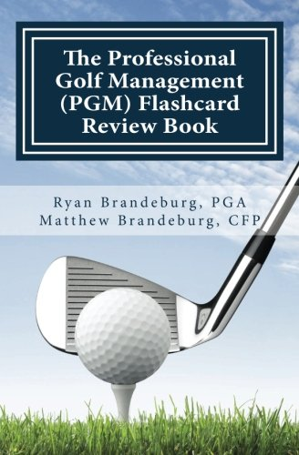 9780615652054: Professional Golf Management (PGM) Interactive Flashcard Book: Comprehensive Flashcards for PGM Levels 1, 2, and 3 (2nd Edition)