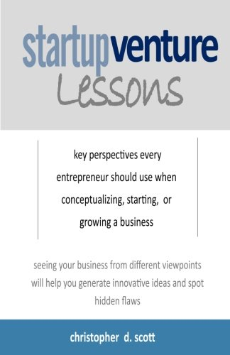 9780615654867: Startup Venture Lessons: The Five Perspectives