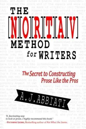9780615655130: The NORTAV Method for Writers: The Secret to Constructing Prose Like the Pros