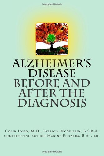 9780615657028: Alzheimer's Disease Before and After the Diagnosis