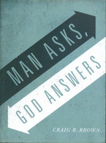 9780615657042: Man Asks God Answers