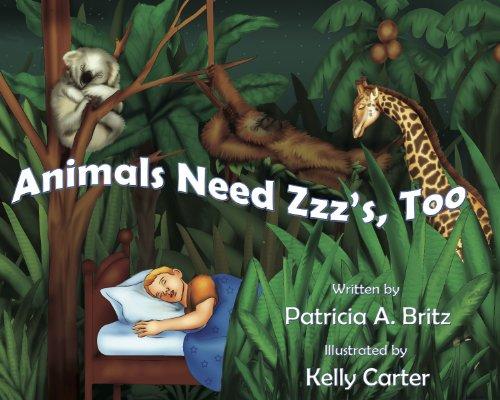 9780615657646: Animals Need Zzz's, Too