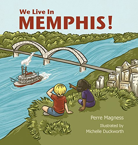 We Live in Memphis!: Perre Magness