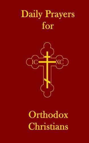 9780615666204: Daily Prayers for Orthodox Christians: Volume 1