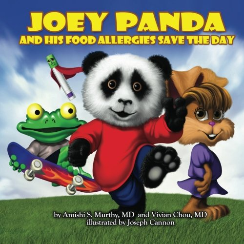 9780615668420: Joey Panda and His Food Allergies Save the Day: A Children's Book