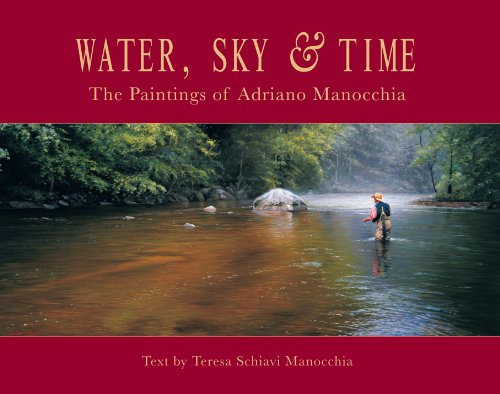 9780615669359: Water, Sky & Time by Adriano Manocchia (2013-08-01)