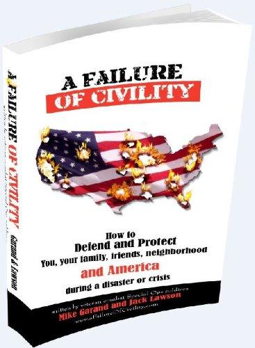 9780615670102: A Failure of Civility