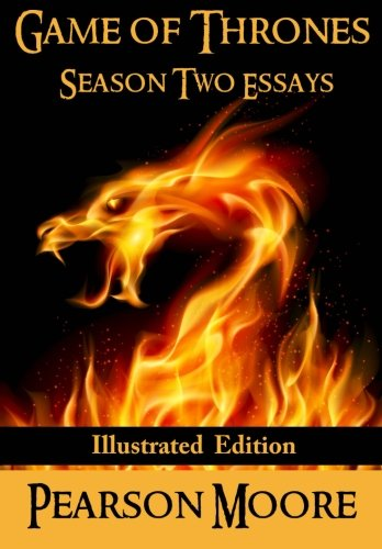 9780615675138: Game of Thrones Season Two Essays: Illustrated Edition