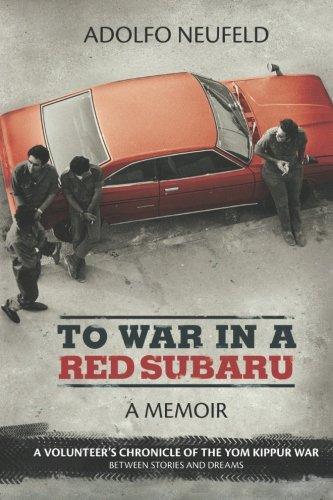 9780615678153: To War in a Red Subaru