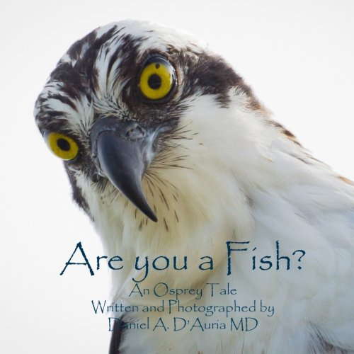 9780615678566: Are You a Fish?: An Osprey Tale