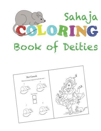 9780615679648: Coloring Book of Deities