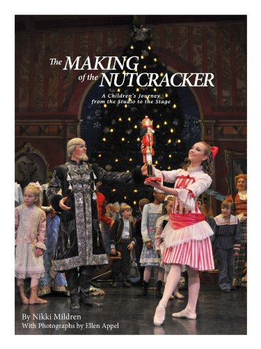 9780615680965: Making of the Nutcracker : A Children's Journey from the Studio to the Stage