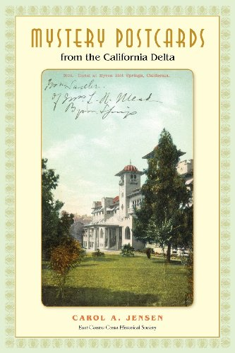 9780615681795: Mystery Postcards from the California Delta