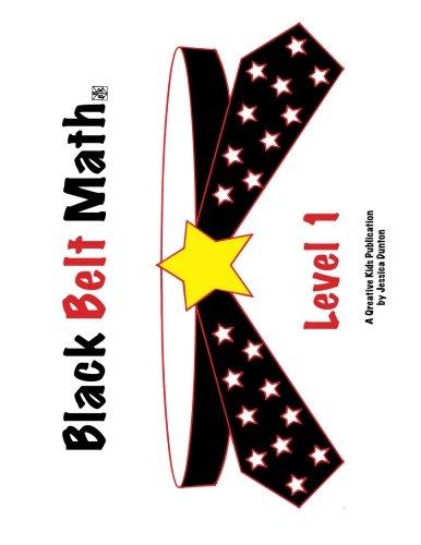 9780615683126: Black Belt Math Level 1