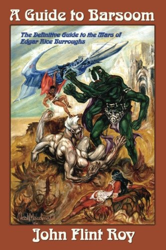 9780615687315: A Guide to Barsoom