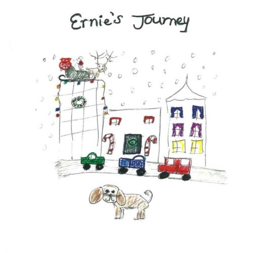 9780615689012: Ernie's Journey: A true story of how an abandoned little dog survived a Blizzard and entered the hearts of a family