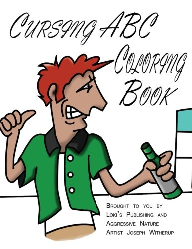 9780615689784: Cursing ABC Coloring Book