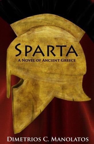 9780615694399: Sparta: A Novel of Ancient Greece