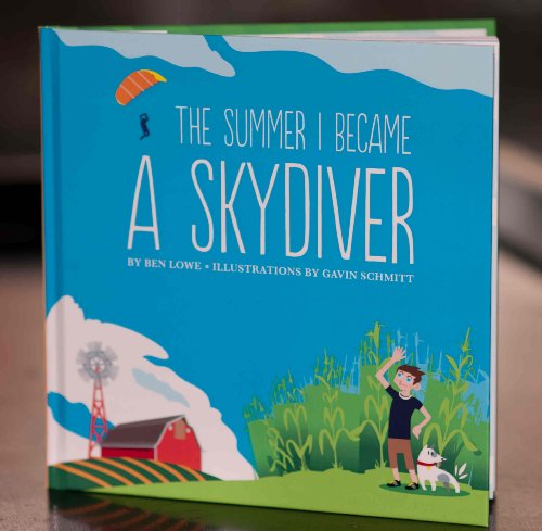 9780615700052: The Summer I Became a Skydiver