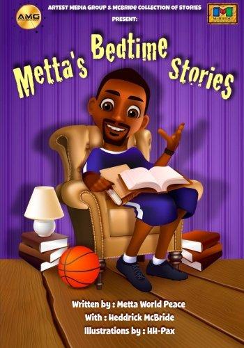 9780615700755: Metta's Bedtime Stories