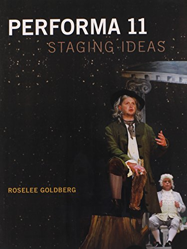 9780615702582: Performa 11: Staging Ideas