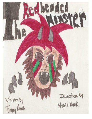 9780615704234: The Red Headed Monster
