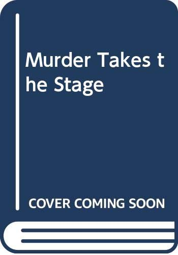 Murder Takes the Stage: Kathryn Gualtieri