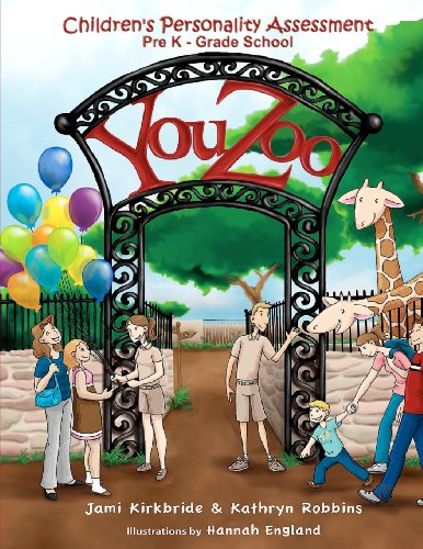 9780615707310: The You Zoo: Children's Personality Assessment