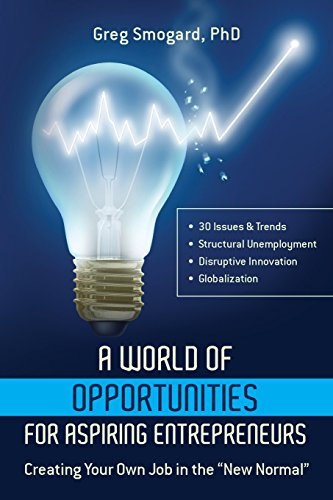 9780615709857: A World of Opportunities for Aspiring Entrepreneurs: Creating your own job in the