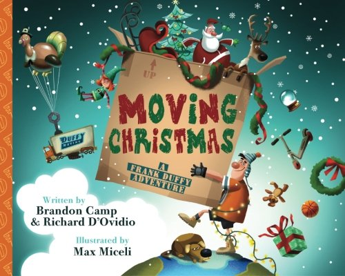9780615721613: Moving Christmas: A Frank Duffy Adventure: 1